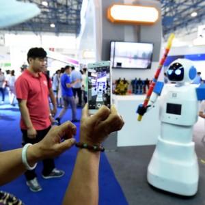 2018北京机器人---老国展