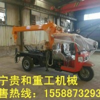 专业供应三轮随车吊 移树吊装树苗专用车 直销价格