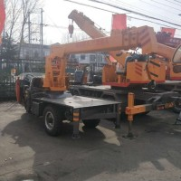 批发3吨园林移树专业随车吊 果园吊树挖树机价格